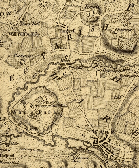 Extract from the original map